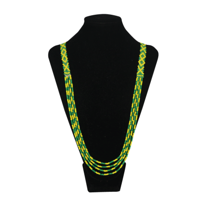 Beads Necklace - Pinakol 4 Strings
