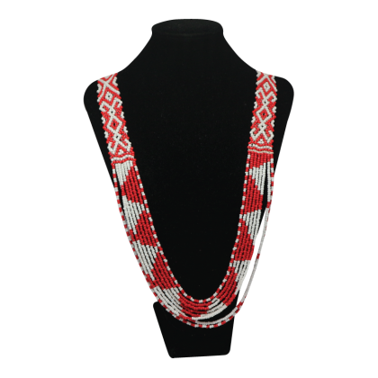 Beads Necklace - Pinakol 8 Strings