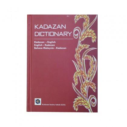 Book - Kadazan Dictionary (Hard Cover)